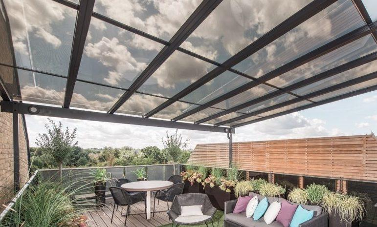 Smart Home Canopy
